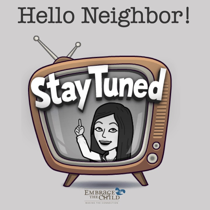 Hello Neighbor!